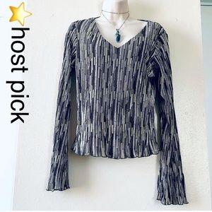 Luna Chix blouse size large